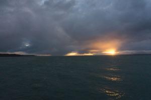 Heading back to Punta Arenas